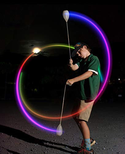 Podpoi v2 LED Poi - the World's Favorite Glowpoi by Flowtoys (Image #6)