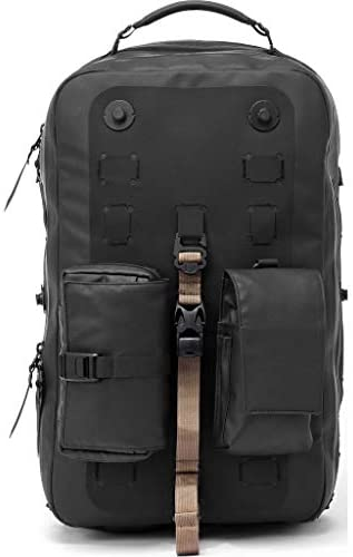 Black Ember Citadel Modular Pack | Jet Black Negro Mochila: Amazon.es: Equipaje