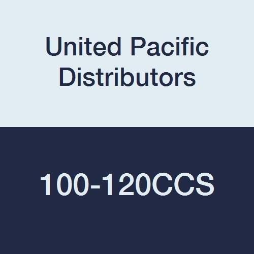 United Pacific Distributors 100-120CCS Crimp Fittings Hose Size 1 Hose Size 1 Carbon Steel Sleeve