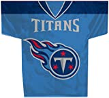 NFL Tennessee Titans Jersey Banner (34-by-30-Inch/2-Sided)