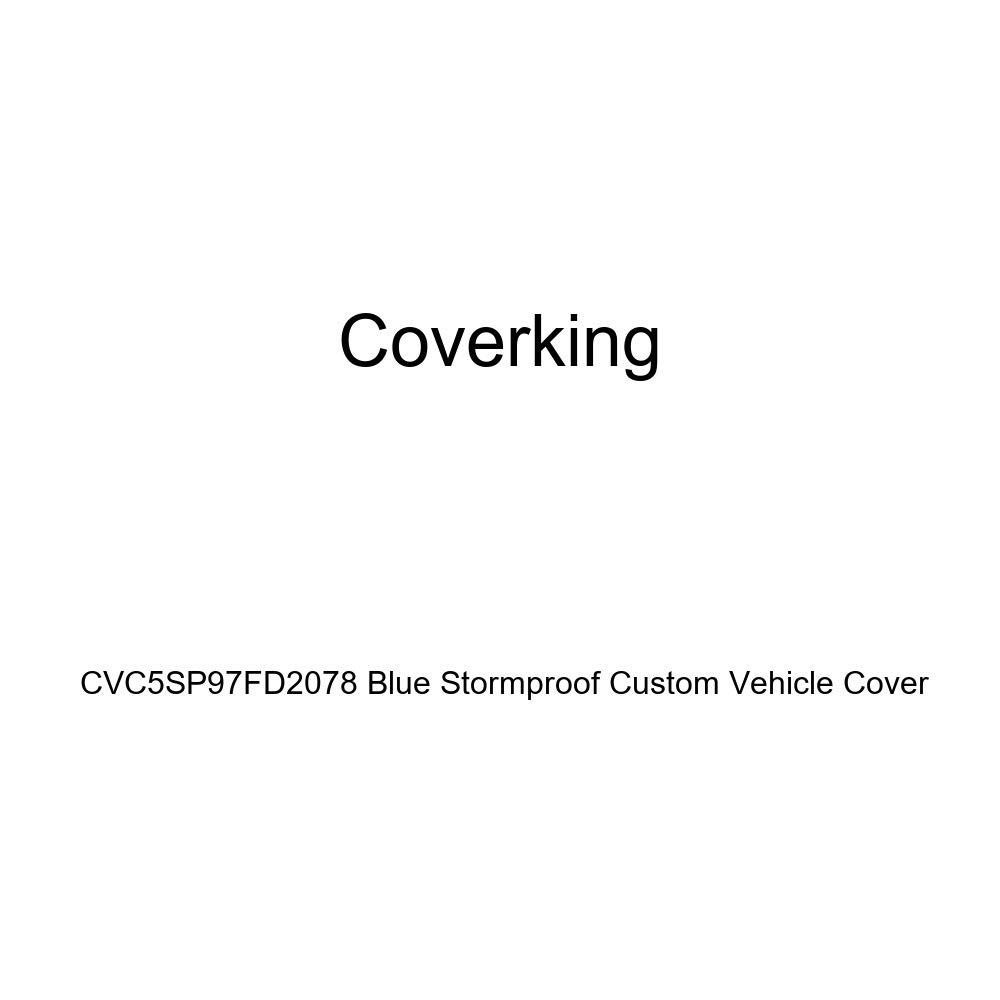 Coverking CVC5SP97FD2078 Blue Stormproof Custom Vehicle Cover
