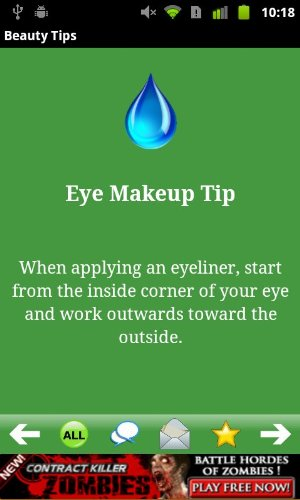 Amazon Com Beauty Tips Tricks The Best Beautiful Makeup And Makeover Secrets App For Teens Young Adults Appstore For Android