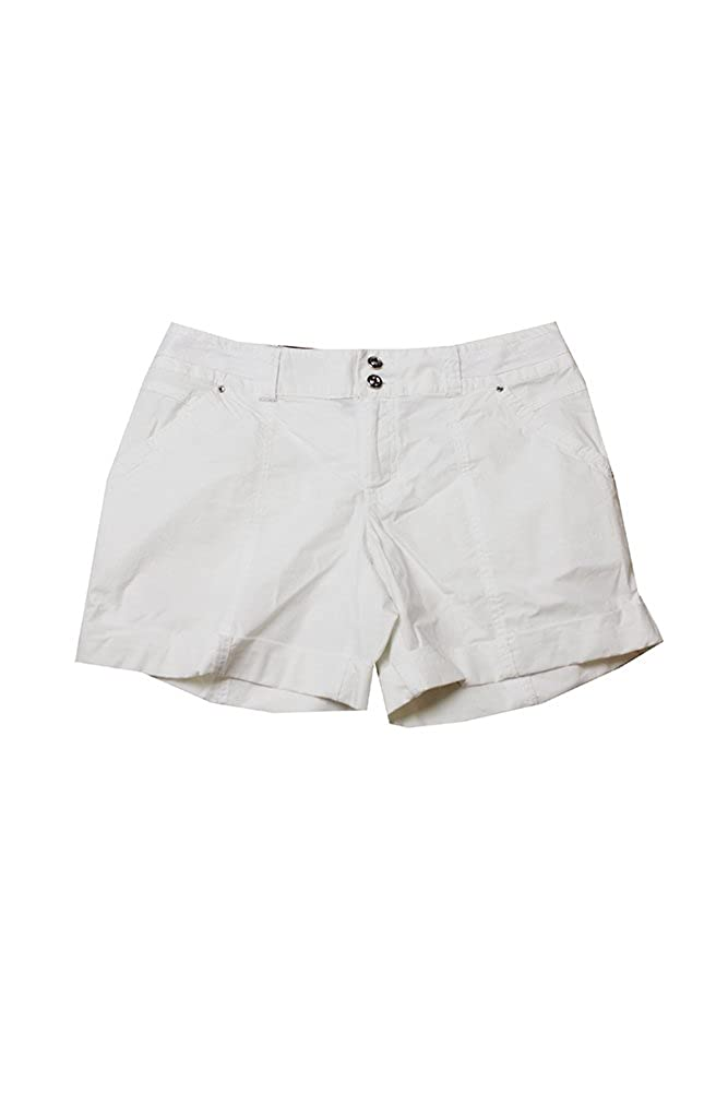 Inc Womens Cuffed Casual Shorts
