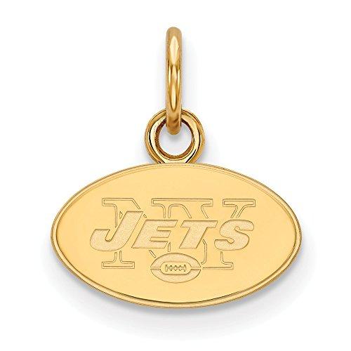 NFL GP New York Jets XS Pendant ()