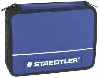 Plumier escolar Staedtler color Azul: Amazon.es: Oficina y papelería