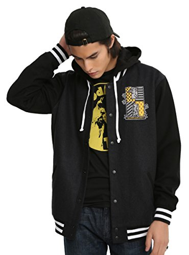 Harry Potter Hufflepuff Varsity Jacket by BW