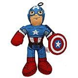 15 Inch Marvel Avengers Assemble Captain America Stuffed Plush Doll