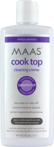 Stone Care Maas International Cook Top Cleaner, 8-Ounce