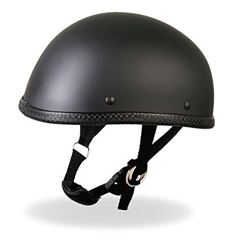 Novelty Helmet Shop (Hot Leathers Eagle Style Novelty Helmet (Matte,)