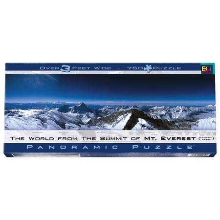 Mt Buffalo (BUFFALO PANORAMAS: THE WORLD FROM THE SUMMIT OF MT. EVEREST 750 PC)