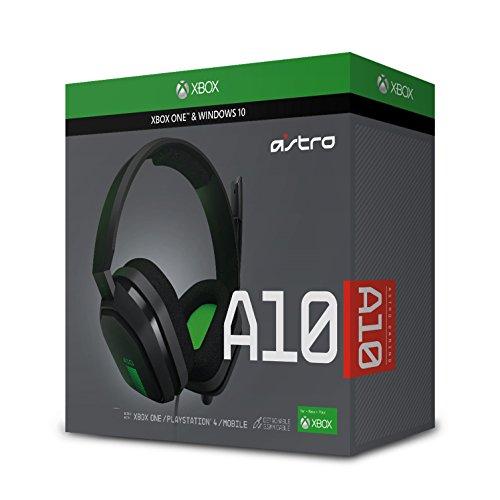 amazon com astro gaming a10 gaming headset black red pc video rh amazon com