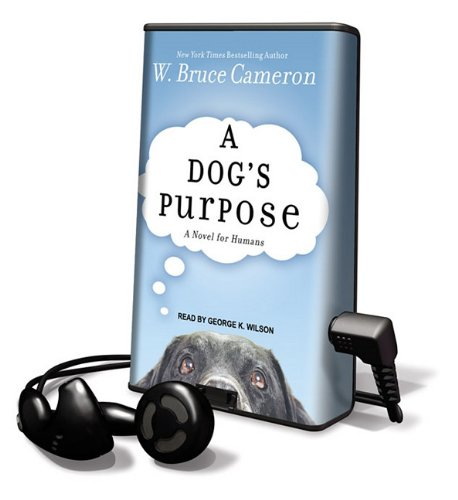 Dogs Purpose Earbuds Playaway Fiction product image