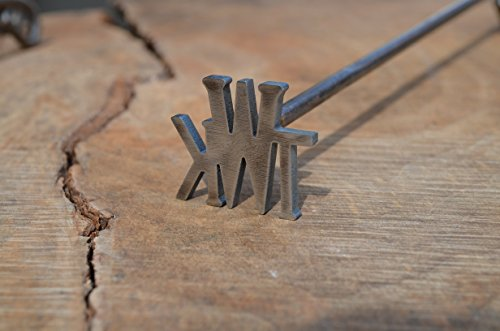 Monogram Branding Iron, Custom ()