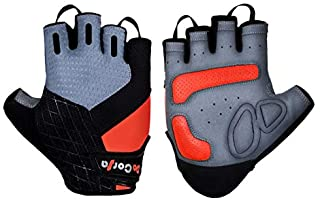 Da Corsa Cycling Gloves – Sport Gloves – Bike Gloves for Men and Women – High Performance Shock Absorption, Grip and...
