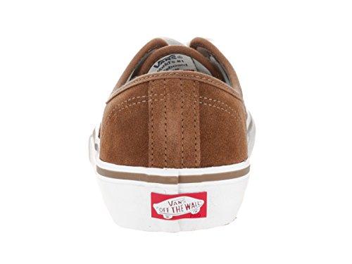Vans Mens Autentica Pro Gomma / Bianco Pattino Da Skate