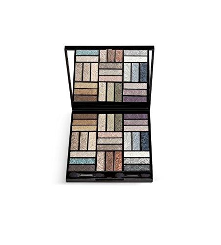 Make up Set Gallery Eyeshadow Palette By GA-DE COSMETICS