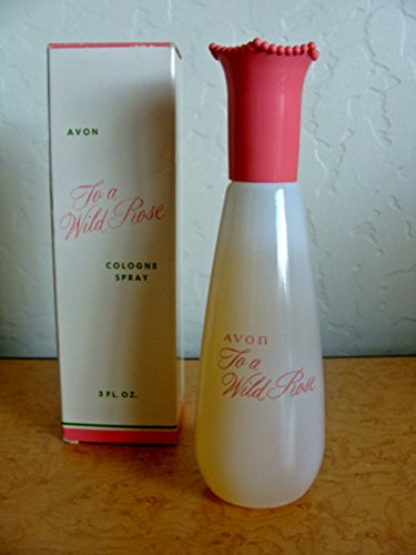 Avon To a Wild Rose Cologne