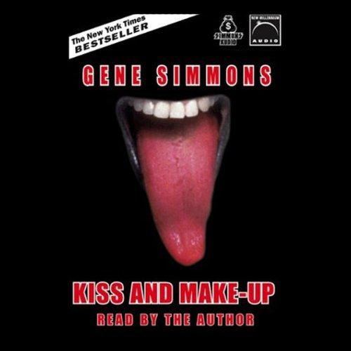Simmons Gene Makeup Kiss - Kiss and Make-Up