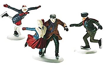 Skating Party Set of 3 – Department 56 Retired