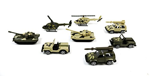 Boley Cast Army Trucks Party product image