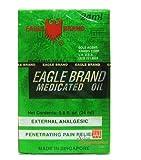 EAGLE BRAND MEDICATED OIL External Analgesic