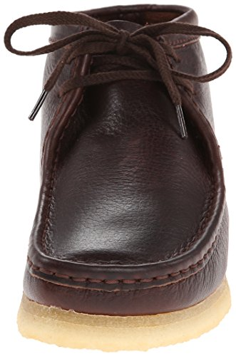 CLARKS Men's Wallabee Chukka Boot Brown Leather buy cheap cheapest price best wholesale online discount new styles sale footlocker official online 3o9z3X