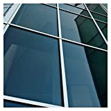 BDF NA35 Window Film Sun Control and Heat Rejection N35, Black (Medium) - 48in X 49ft