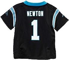 8dd18fe14 Cam Newton Carolina Panthers Nike Team Color Game Jersey - Black UPC  826218619922
