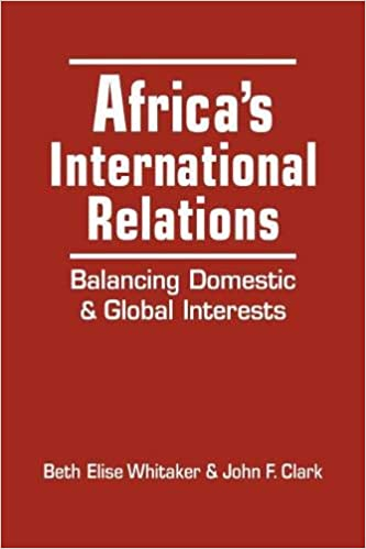 Africa's International Relations: Balancing Domestic and