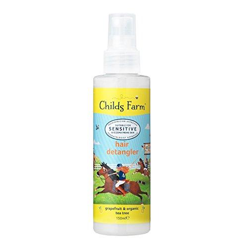 Childs Farm hair detangler grapefruit & organic tea tree oil 150ml Medichem International CF240