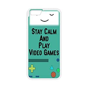 """Lycase(TM) Adventure Time Cartoon Personalized Cover Case, Adventure Time Cartoon Iphone 6 4.7"""" Case Cover"""