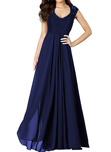 V Sleeveless Casual Suits Maxi Neck Deep Vintage Vintage Suits Vintage(Navy Blue Silk Vintage Suit