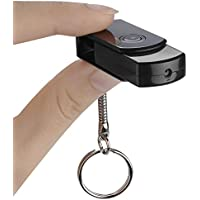 USB Hidden Spy Camera - Arebi Latest USB Flash Drive Mini HD Spy Cameras U Disk Personal Security Video Recorder with Motion Detection