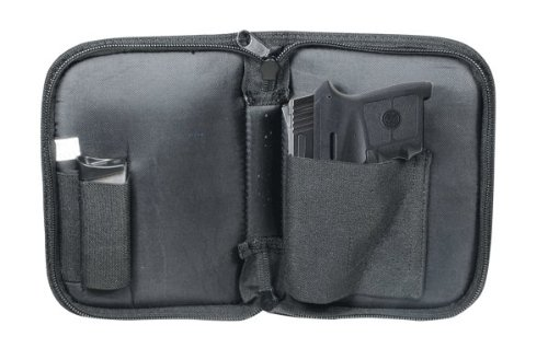 UTG Discreet Sub-compact Handgun Case for Pistol & Revolver
