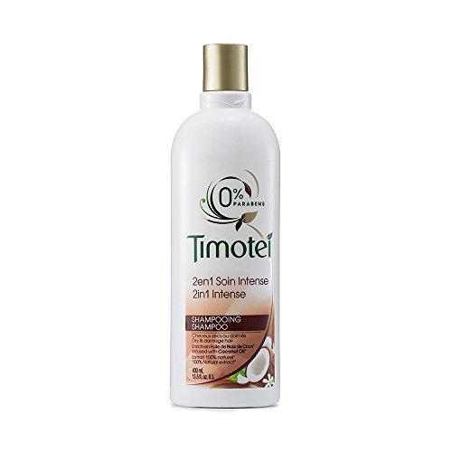 Timotei Shampoo and Conditioner Intense