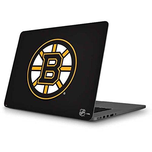 Skinit NHL Boston Bruins MacBook Pro 13 (2013-15 Retina Display) Skin - Boston Bruins Solid Background Design - Ultra Thin, Lightweight Vinyl Decal Protection by Skinit