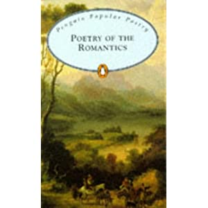 Poetry of the romantics par Driver