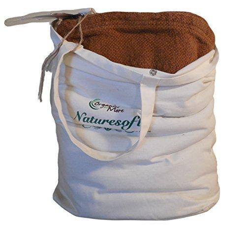 - Color Grown Buffalo Organic Cotton Chenille King Blanket