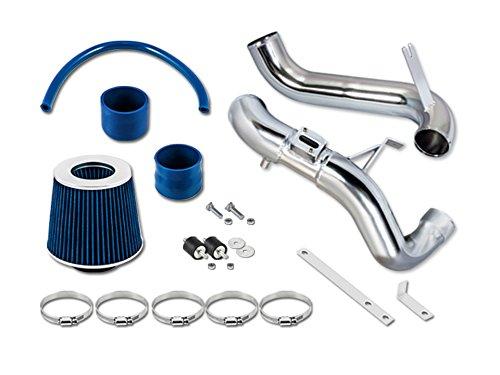 2012 2013 2014 2015 Honda Civic L4 1.8L Cold Air Intake Blue CAI-HD17blue by High performance parts