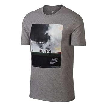 Nike Herren M Nsw Concept Blue 5 Grafik Kurzarm T-shirt, Weiß, XX-Large