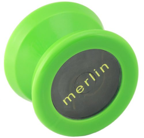 Yoyo King Green Merlin Professional Responsive Yoyo with Narrow C Bearing and Extra (Yoyo Toys)