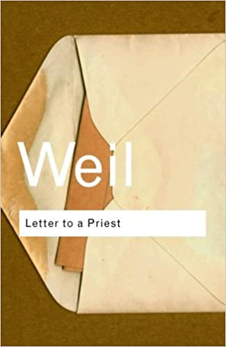 Book Letter to a Priest (Routledge Classics)
