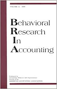 Accounting research book