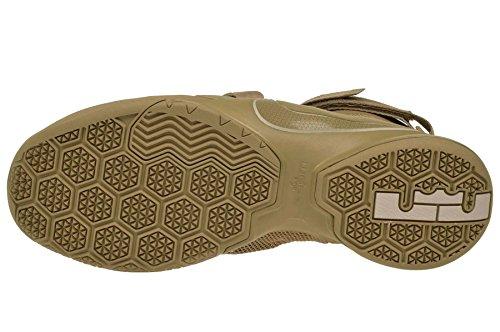new concept 1c7b0 6ec71 Nike Lebron Soldier IX PRM Desert Camo Men s Basketball Shoes Size 11.5