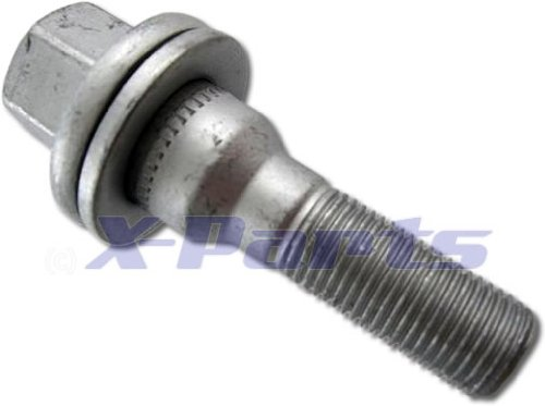 Radschraube Flachbundschraube Flachbund Bolzen M12x1,25 x 55mm X1039020