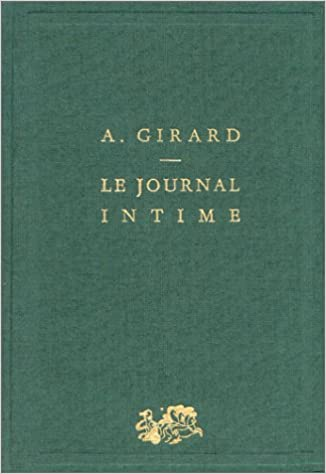 Le Journal intime epub pdf