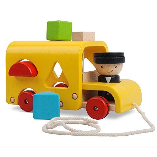 Shape Sorting Bus (Plan Toy Sorting Bus)