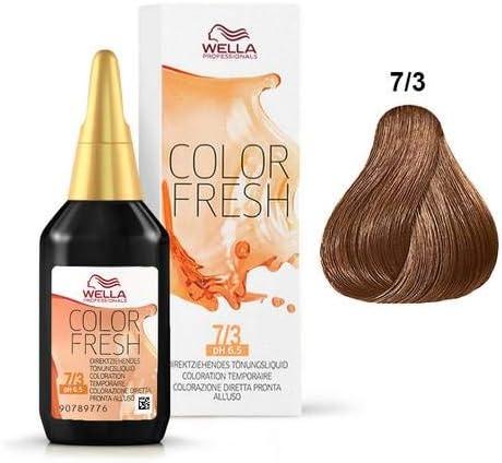 Wella Color Fresh 7/3: Amazon.es: Belleza