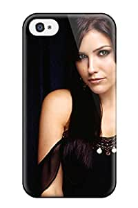 Christmas Gifts 5595834K62335580 Pretty Iphone 4/4s Case Cover/ Sophia Bush Series High Quality Case