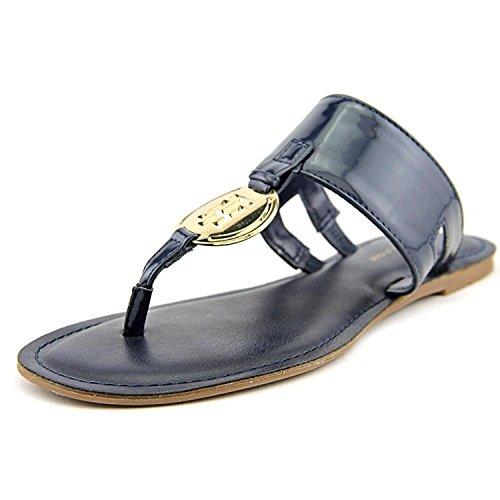 Tommy Hilfiger - Sandalias de vestir para mujer Azul